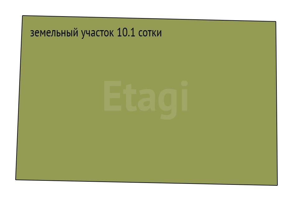 Продажа дома, 20м <sup>2</sup>, 10 сот., Емельяново, Рябиновая