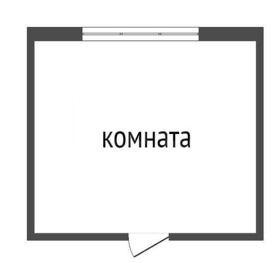 Продажа 1-комнатной квартиры, Красноярск, Джамбульская,  4а