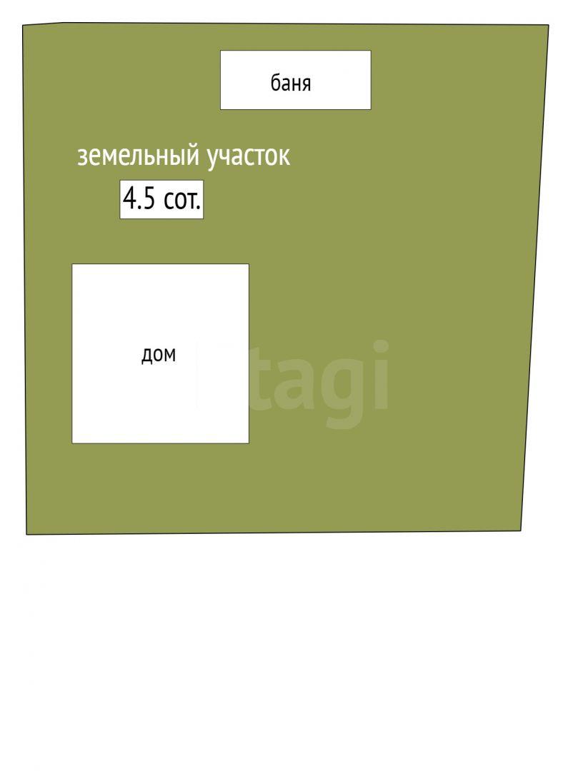 Продажа дома, 36м <sup>2</sup>, 4 сот., Нива