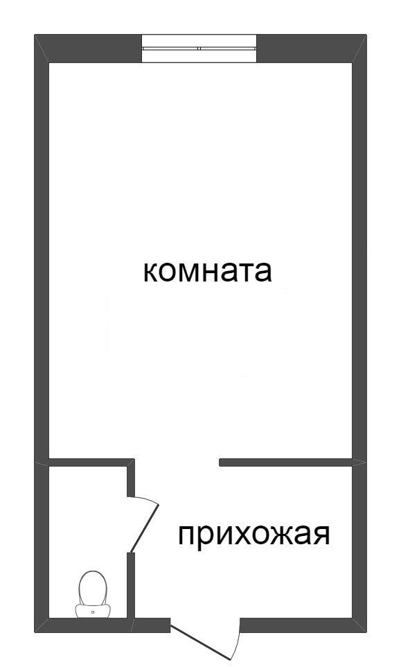Продажа комнаты, Красноярск, Гастелло,  25