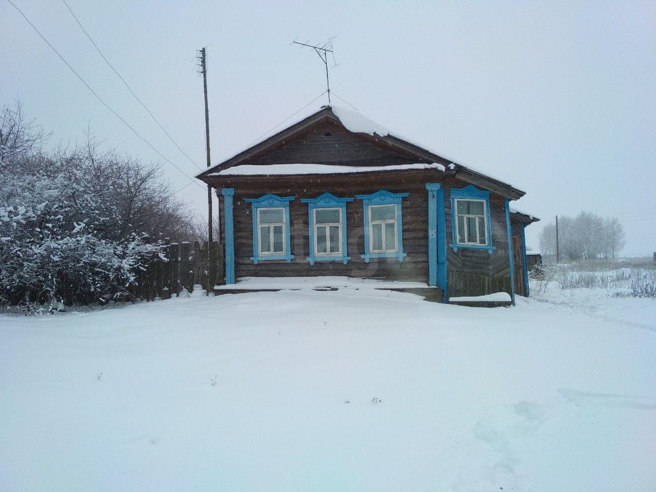 Малый Санчур, Центральная, дом  с участком 41 cот на продажу