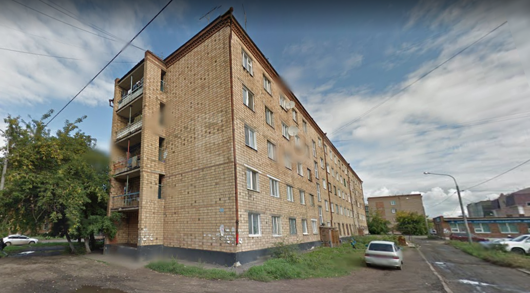 Продажа 1-комнатной квартиры, Красноярск, 26 Бакинских комиссаров,  23