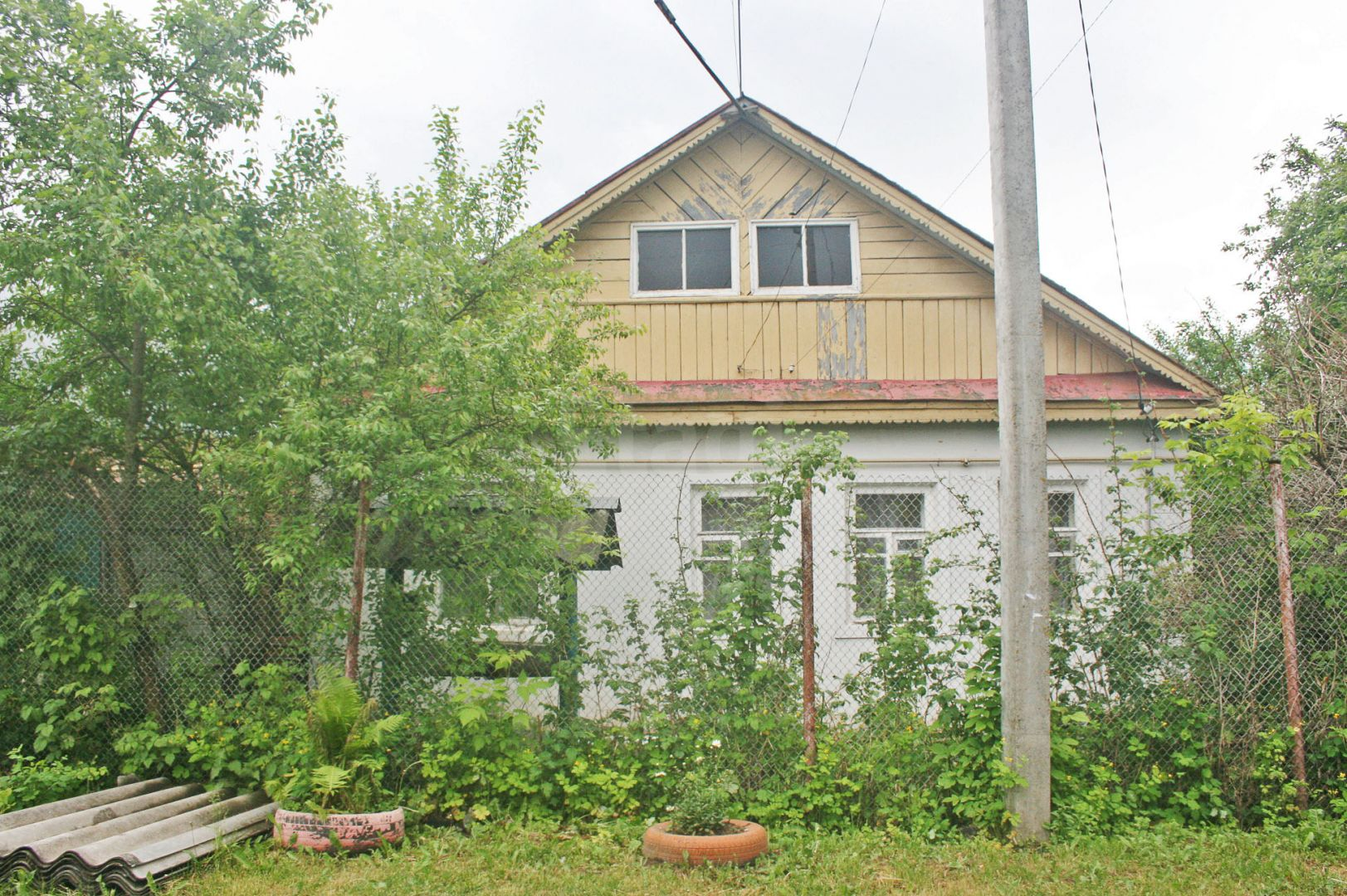 Муром, Горького, дом блочный с участком 6 cот на продажу