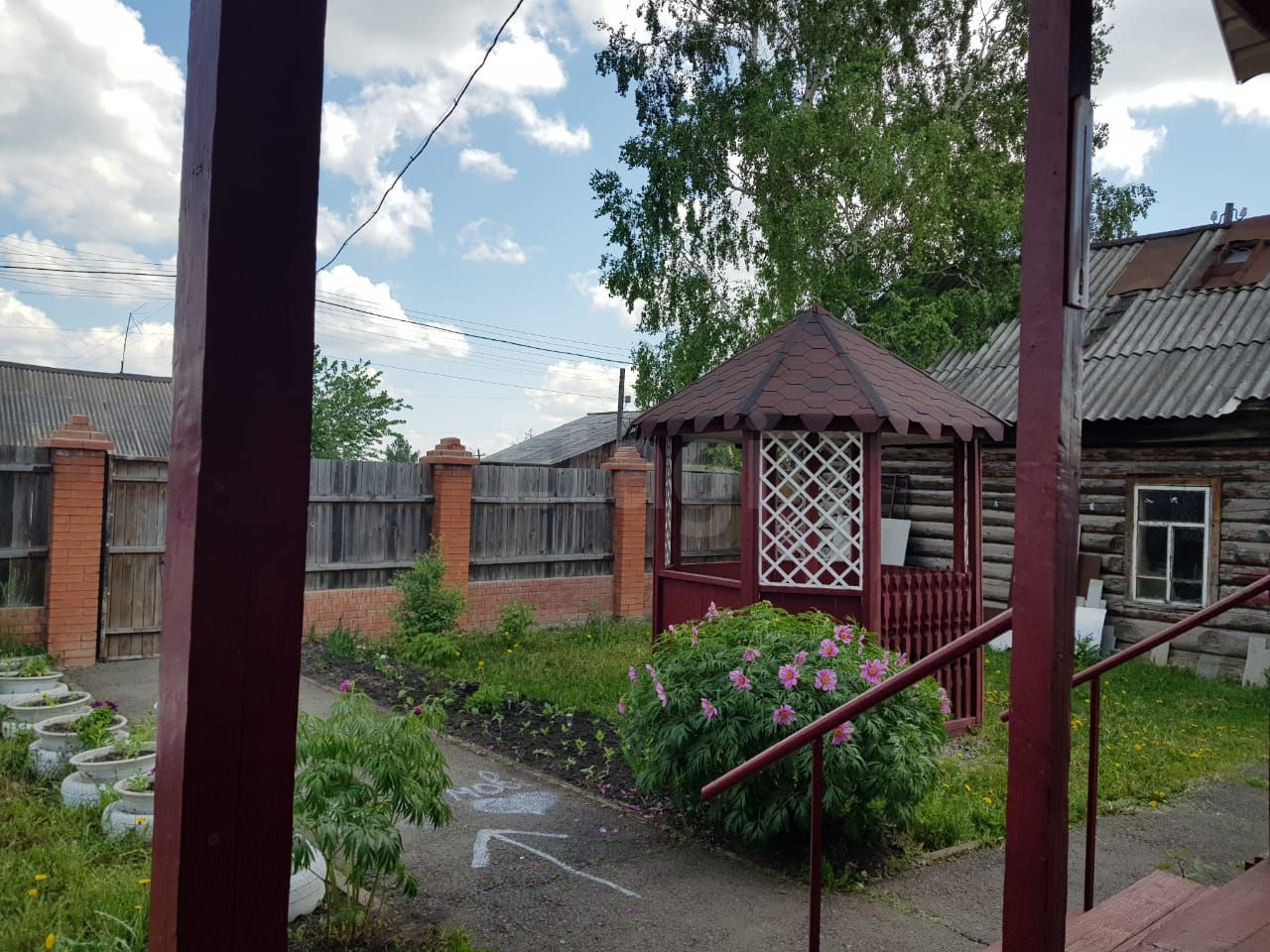 Продажа дома, 92м <sup>2</sup>, 12 сот., Уяр, Луначарского