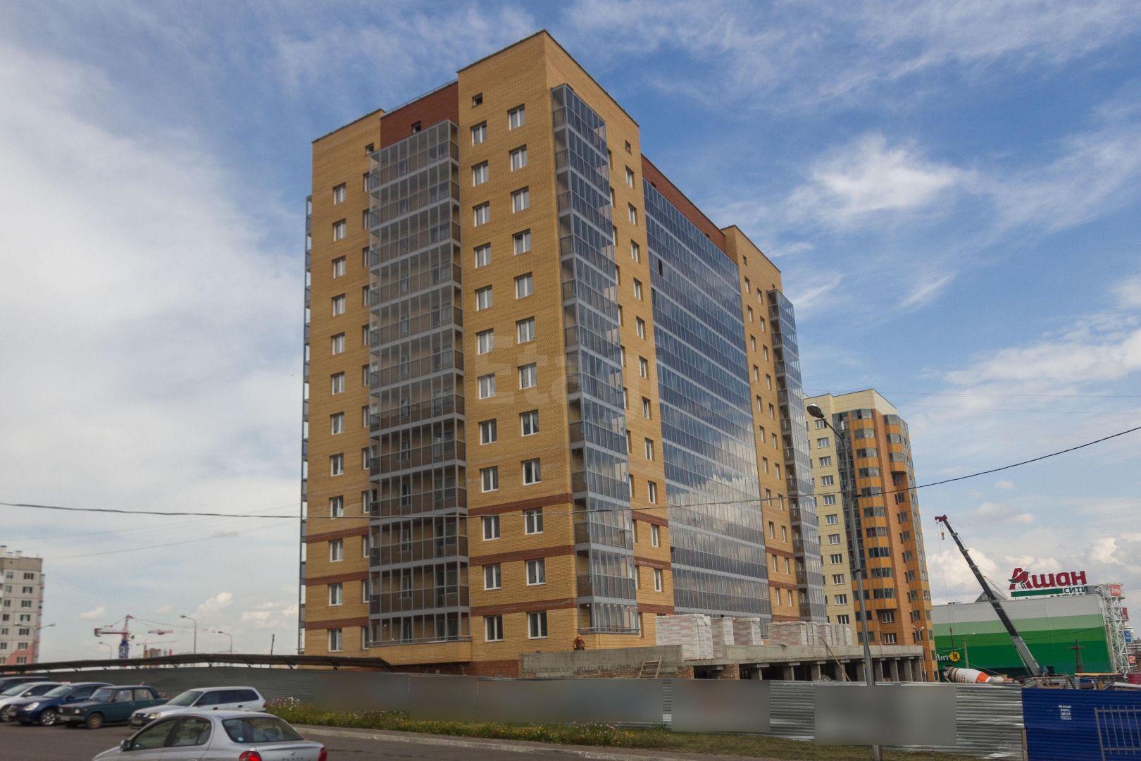 Продажа 3-комнатной квартиры, Красноярск, Мужества,  12