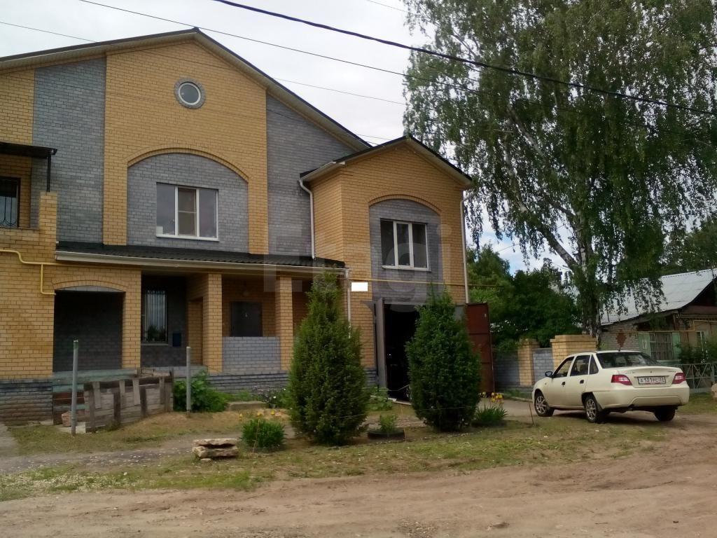 Муром, Амосова пер., дом кирпичный с участком 13 cот на продажу