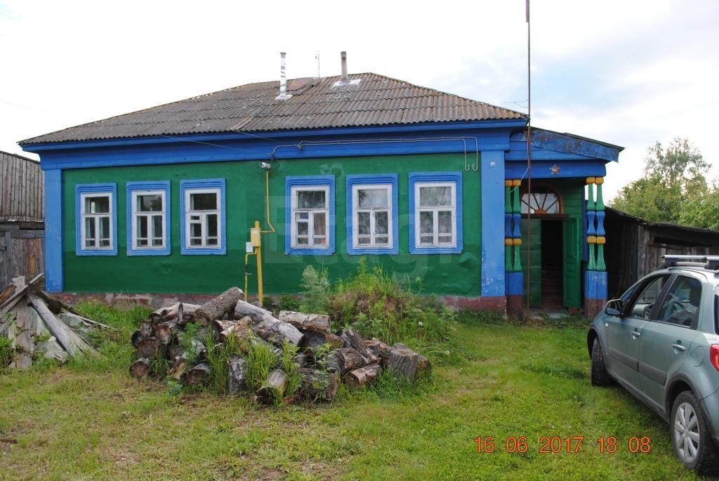 Борисоглеб, Прудовая, дом блочный с участком 15 cот на продажу