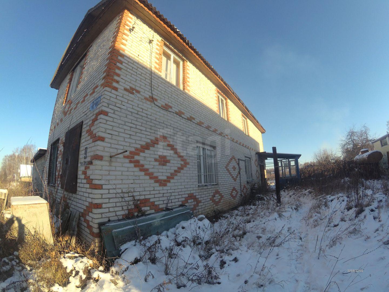 Большое Юрьево, Лесная, дом кирпичный с участком 21 cот на продажу