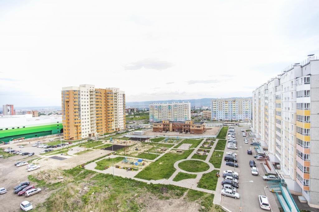 Продажа 1-комнатной квартиры, Красноярск, Линейная,  86