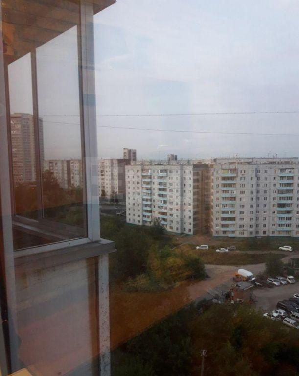 Продажа 3-комнатной квартиры, Красноярск, Краснодарская,  17