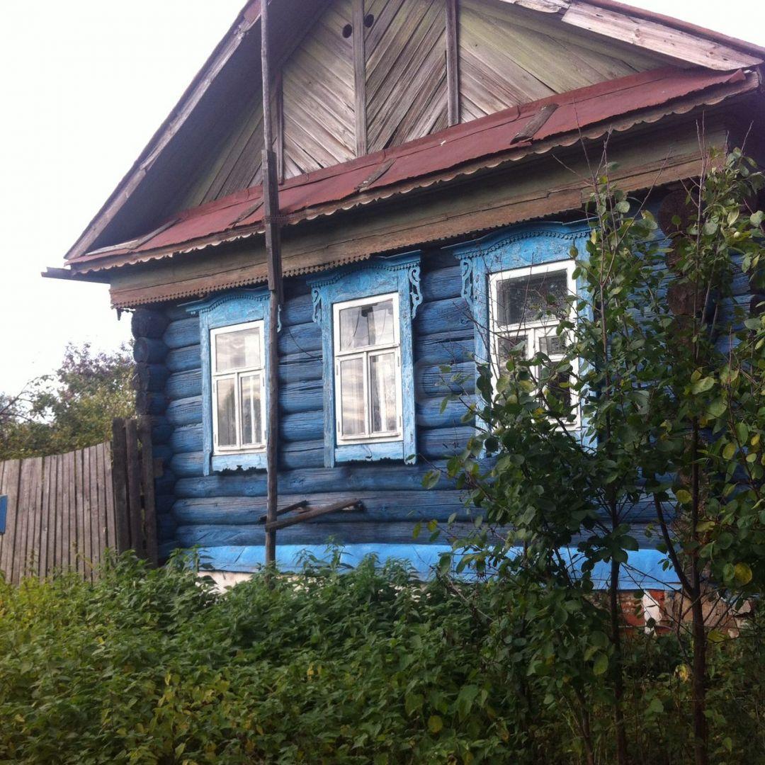 Климово, Зеленая, дом  с участком 30 cот на продажу