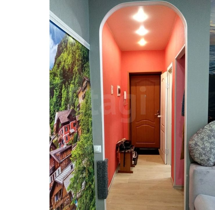 Продажа 1-комнатной квартиры, Красноярск, Коломенская,  15