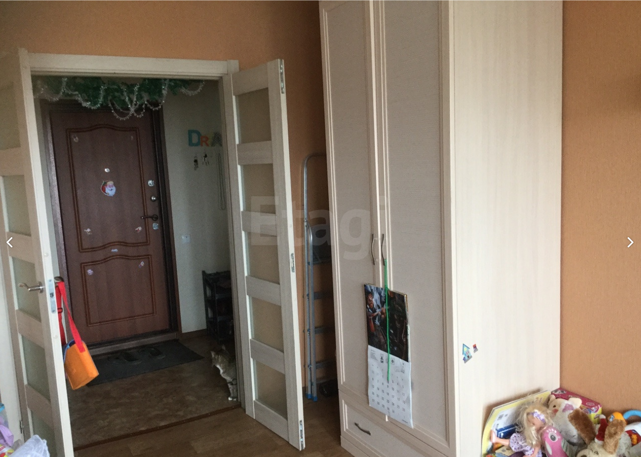 Продажа 1-комнатной квартиры, Красноярск, Алексеева,  22