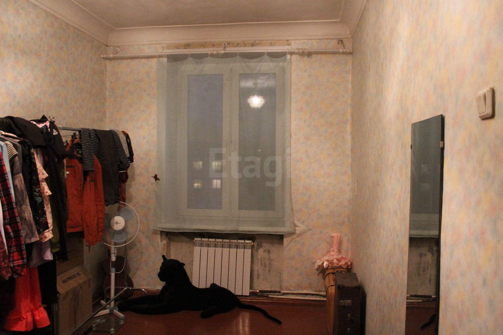 Продажа 2-комнатной квартиры, Красноярск, пр-т им. газеты «Красноярский рабочий»,  106