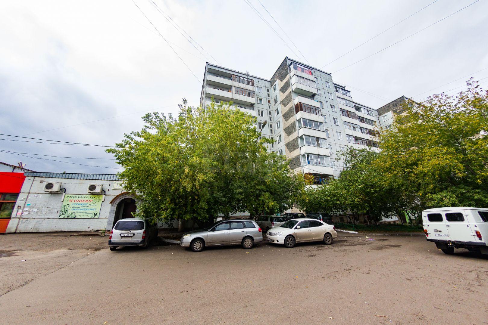 Продажа 1-комнатной квартиры, Красноярск, Чернышева,  2