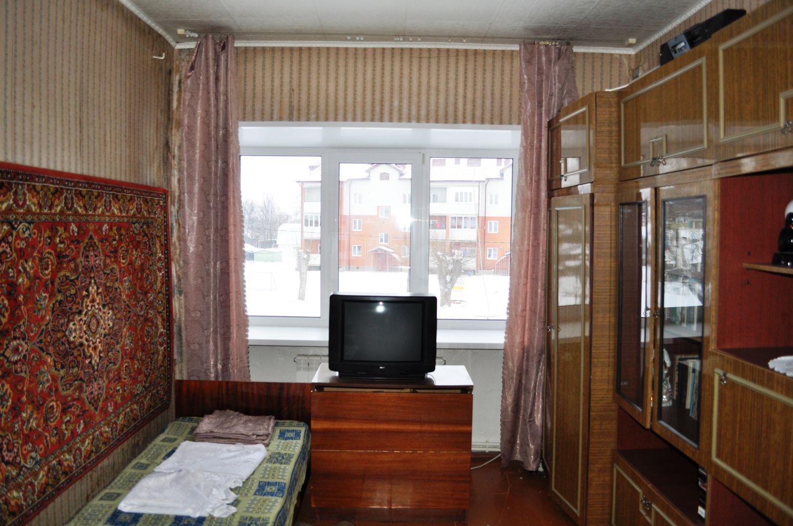 Зимёнки, Мира, 1, 1-к. квартира на продажу