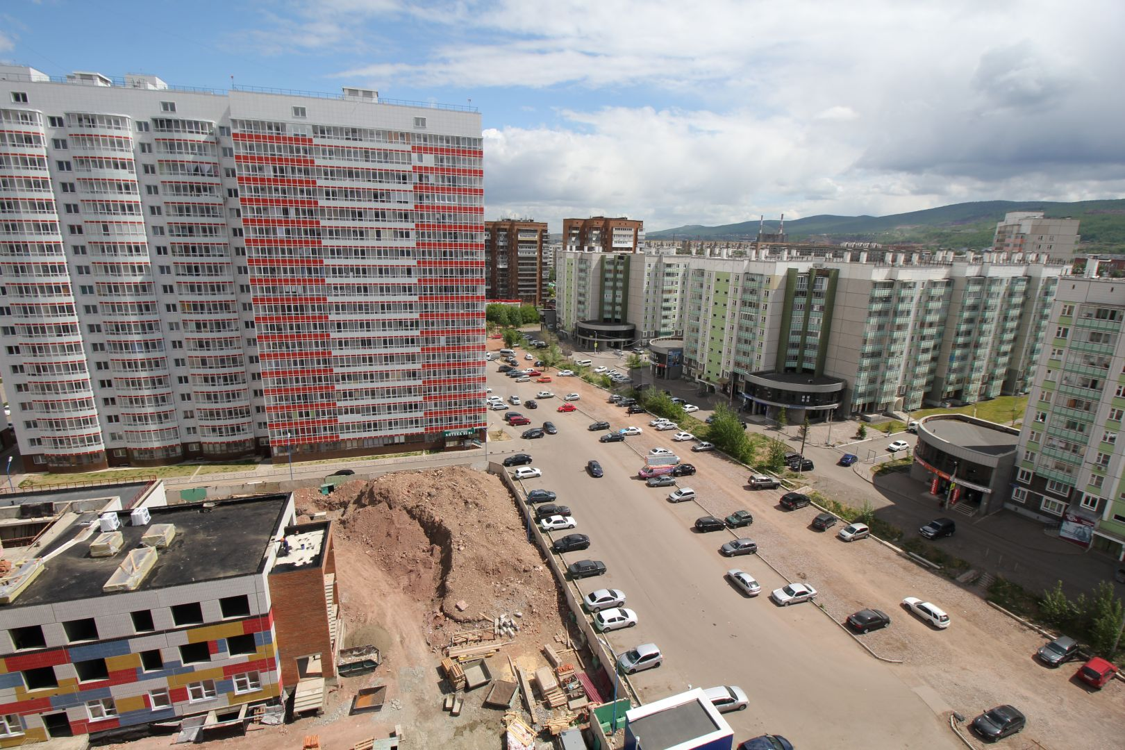Продажа 1-комнатной квартиры, Красноярск, Карамзина,  8