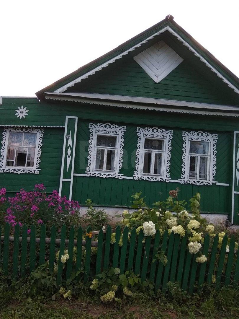Денятино, Первомайская, дом  с участком 15 сотка на продажу
