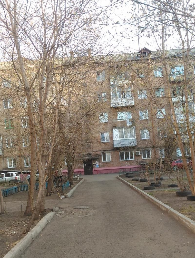 Продажа 2-комнатной квартиры, Красноярск, Новая Заря,  2в