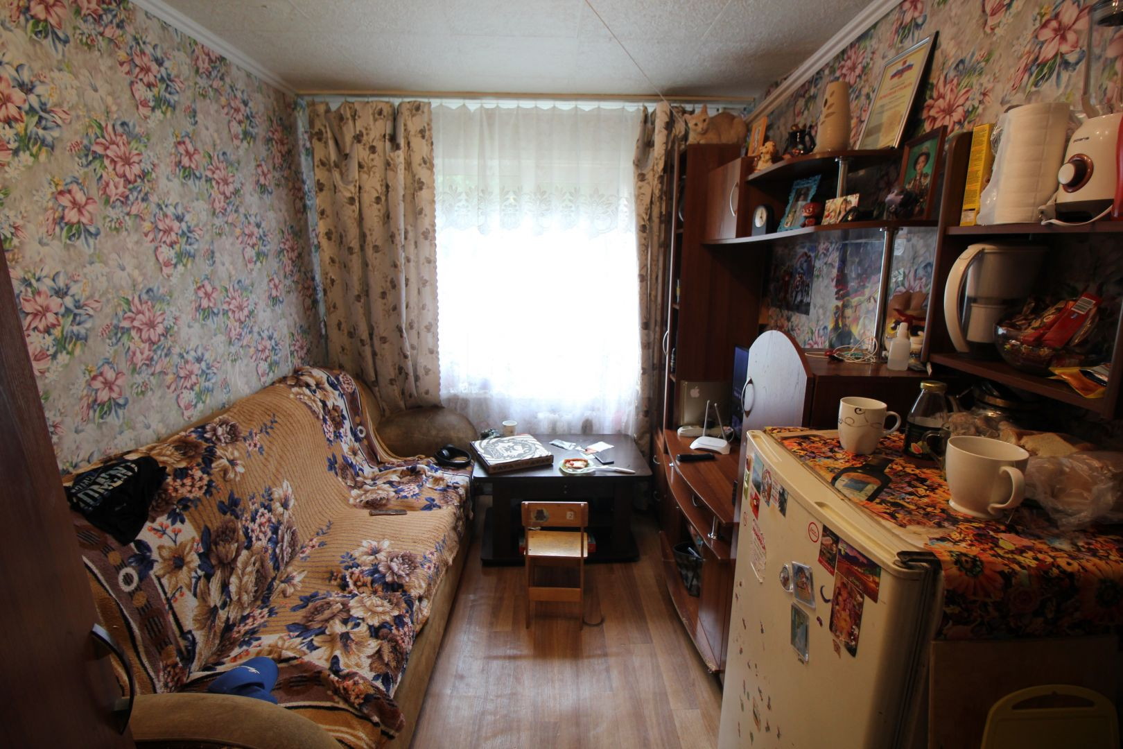 Продажа 1-комнатной квартиры, Красноярск, Воронова,  10б