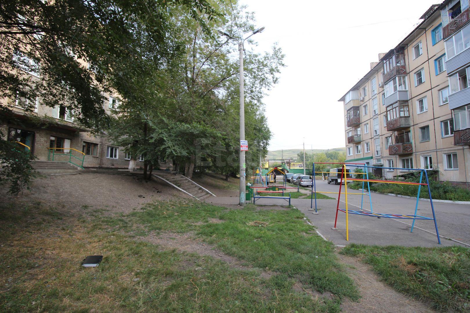 Продажа 1-комнатной квартиры, Красноярск, Новая,  34