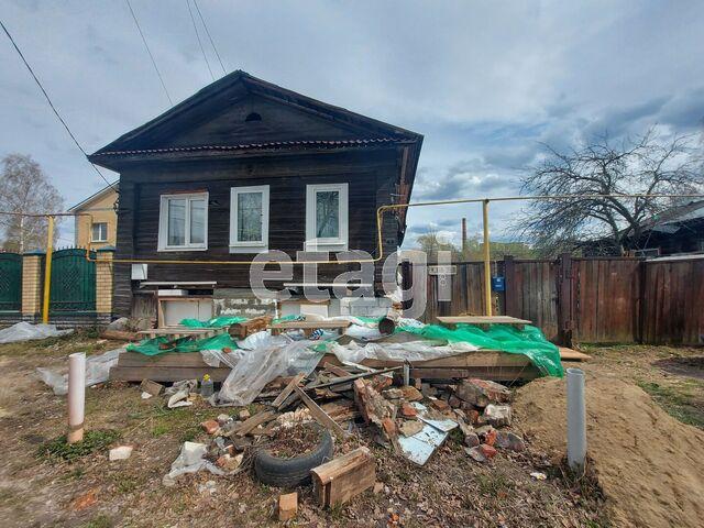 Муром, Ремесленная Слободка, дом деревянный с участком 4.64 сотка на продажу