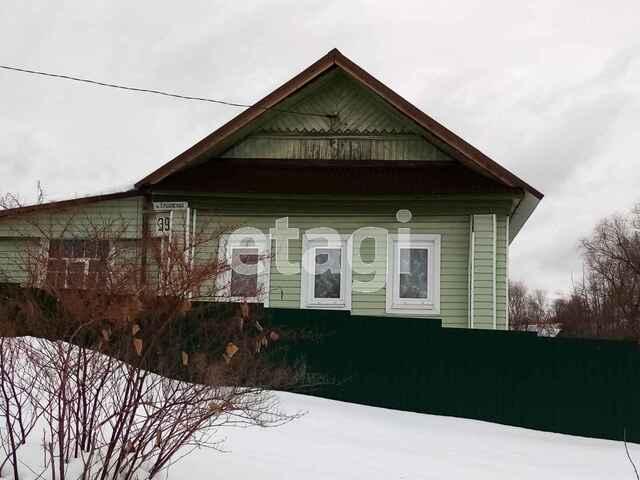 Муром, Ершовская, дом деревянный с участком 11.03 сотка на продажу