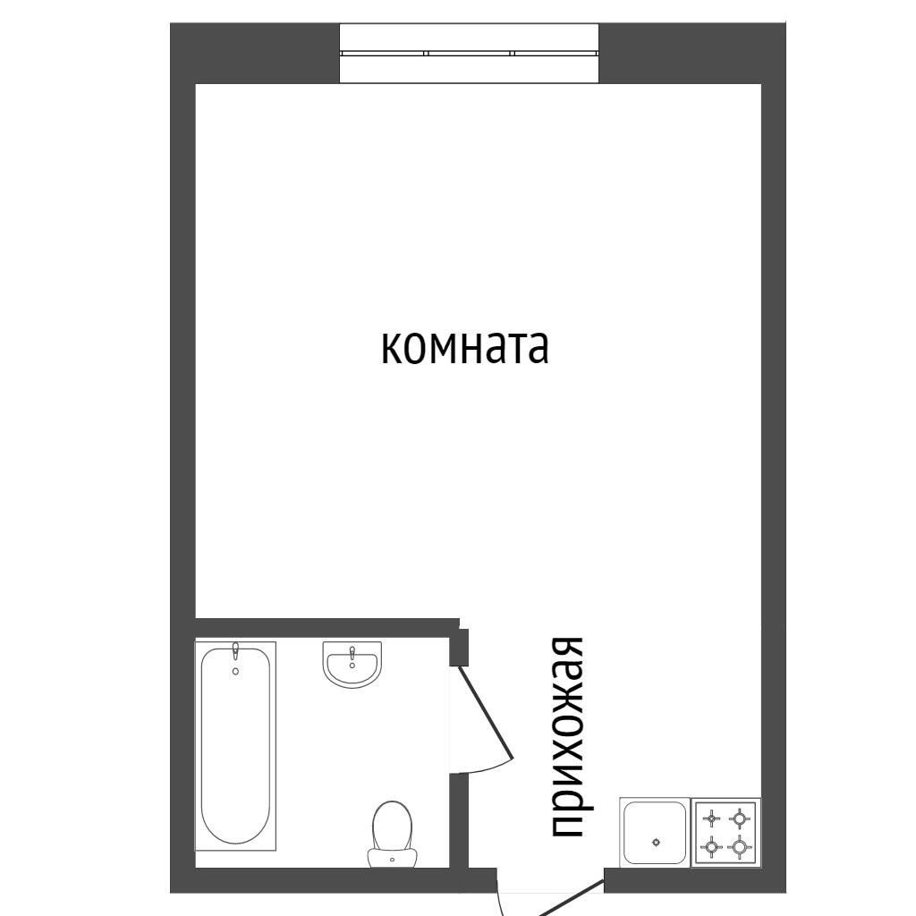 Продажа комнаты, Красноярск, Воронова,  12в