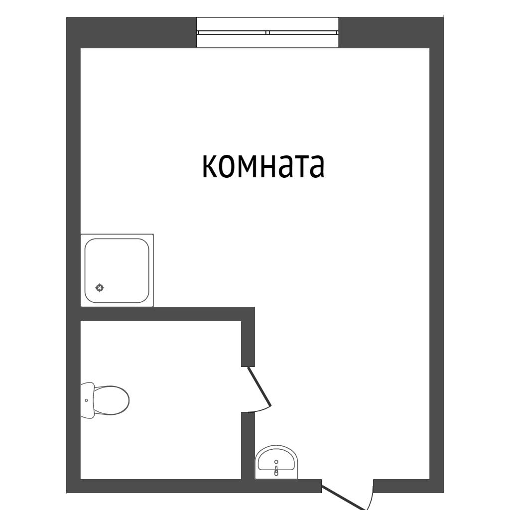 Продажа комнаты, Красноярск, Коммунальная,  6